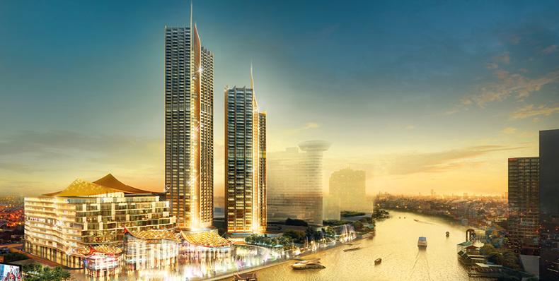 On The Rise 5 Buildings Set To Reshape Bangkok Lifestyleasia Bangkok