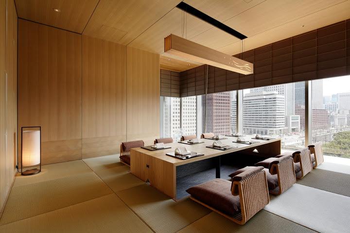Japanese Dining Room. Beautiful Kyoto Dining Stock Photos U Kyoto ...