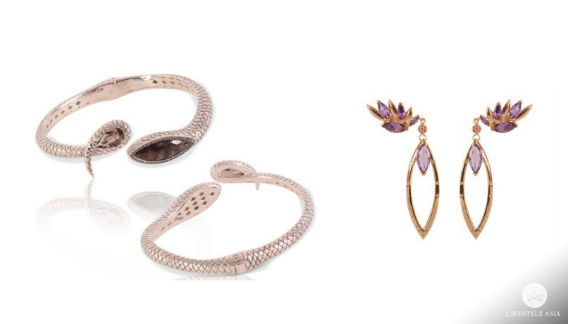Win: A Bamboo Leaves ring from Vara of London