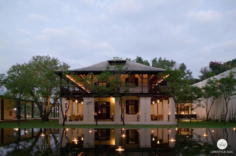 Anantara Chiang Mai Colonial House