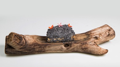 Foie Gras Ashes