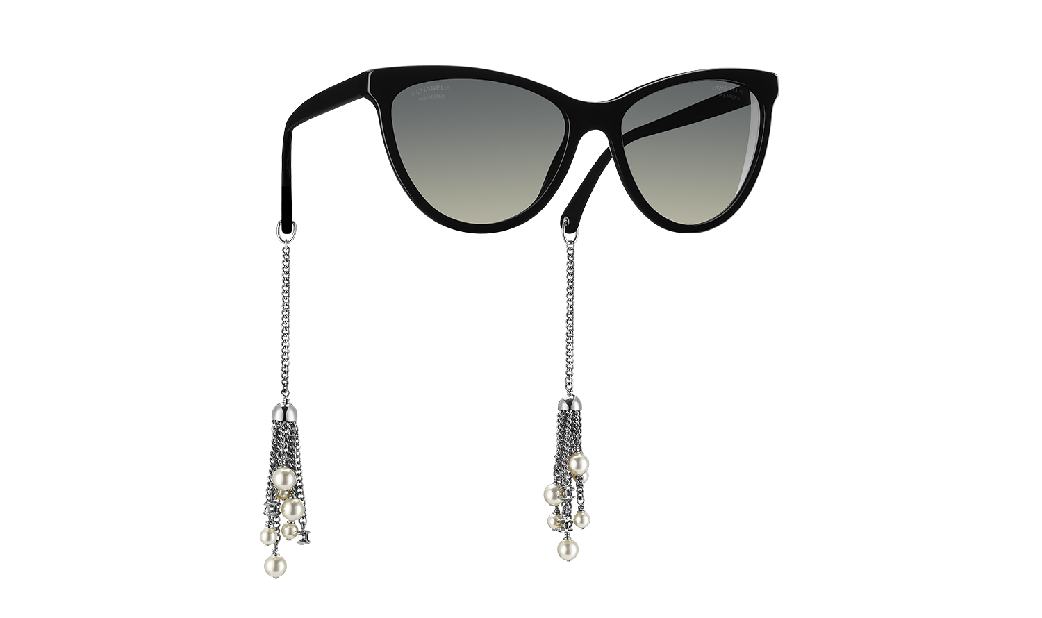 Precious Pearls Chanel S New Eyewear Collection Makes A