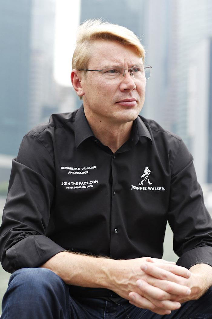 Mika Hakkinen (Australia 1997) by F1-history on DeviantArt