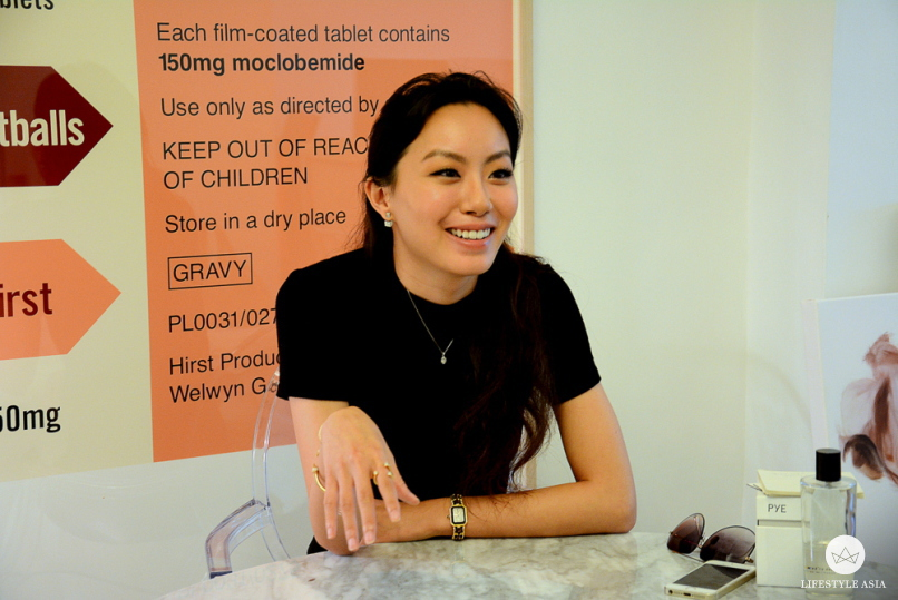 Tastemakers: Ruth Chao, creative director of Indicube