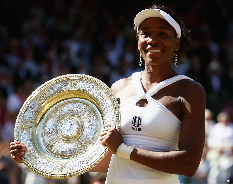 Quoted Venus Williams at the WTA Hong Kong Tennis Open