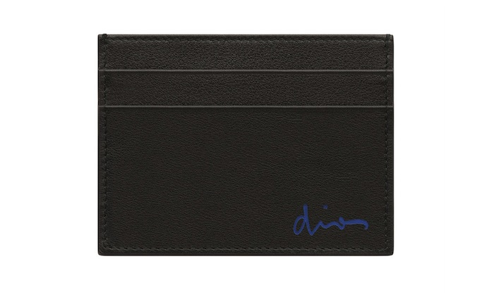huge discount 0e23c 9402f dior homme card holder