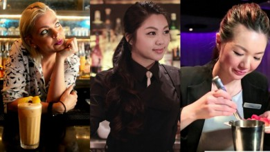 5 female bartenders you need to know in Hong Kong