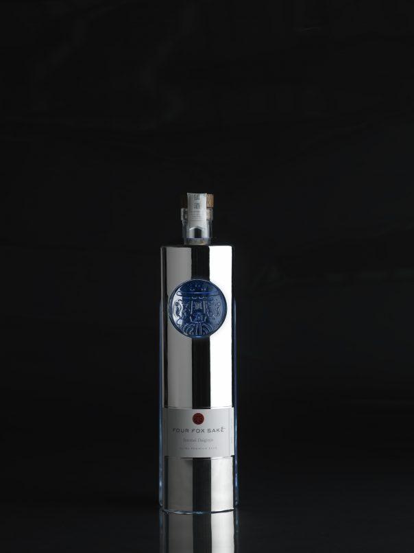 Four Fox Sake - bottle