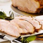 MOBKK-Roasted Honey-Glazed Thanksgiving Ham