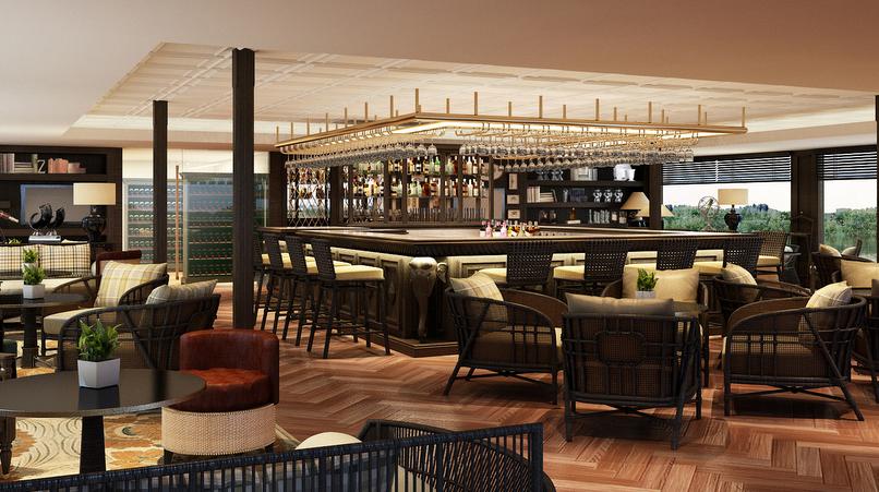 Strand Cruise_Bar Lounge