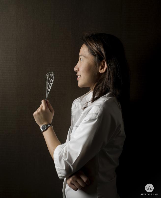 Janice Wong - portrait