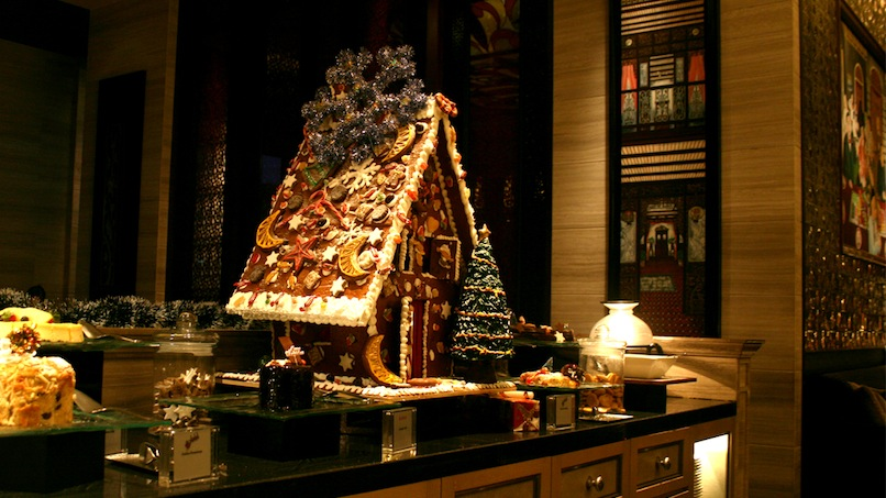 Review Christmas Dinner At Mandarin Oriental Kl