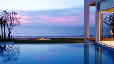 Aleenta Beachfront Suite Pool feature
