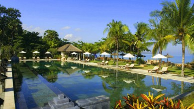 Checking in: Belmond Jimbaran Puri, Bali