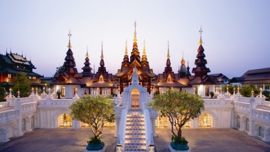 Checking in: Dhara Dhevi Chiang Mai