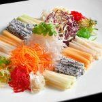 MOKL Lai Po Heen Assorted Vegetables and Shredded Fruits in Sesame Dressing copy