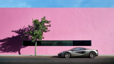 McLaren 570S Exterior - featured image