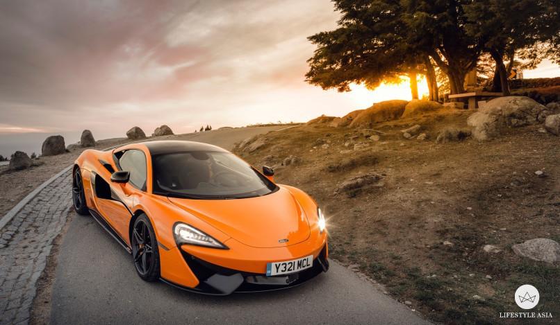 McLaren 570S Exterior1