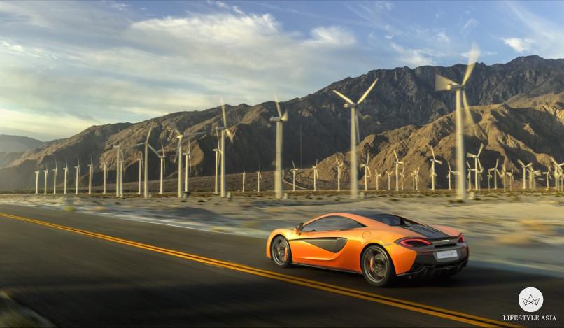 McLaren 570S Exterior2