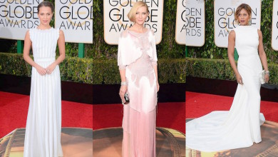 TOP 10 BEST DRESSED AT THE GLOBES 2016