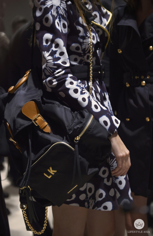 The Burberry Rucksack: The only bag you'll need this year