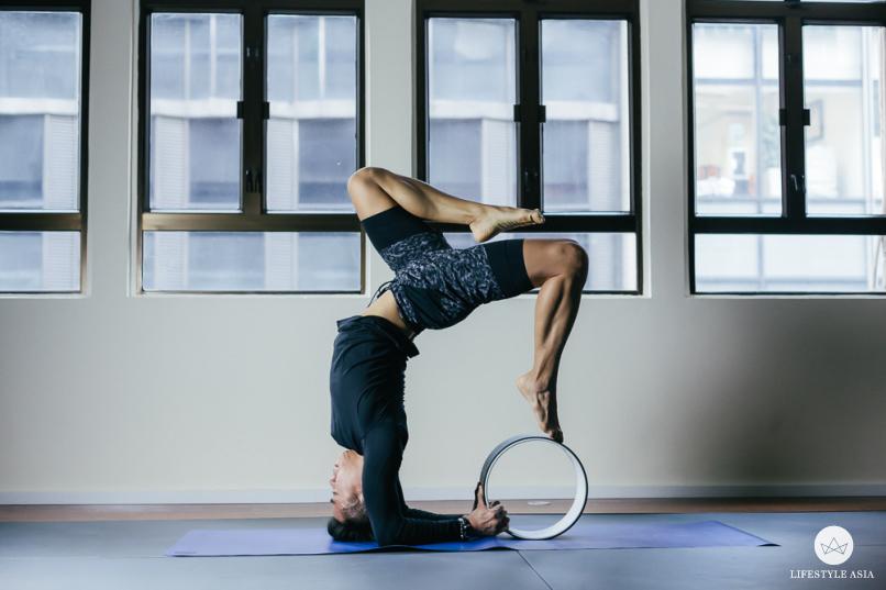 Fitspiration: Victor Chau, yoga trainer and Lululemon ambassador