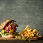 Cook & Brew - Hawker Burger