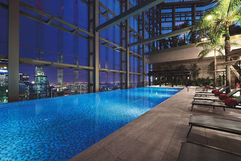 A Sky High Fitness Experience Awaits At Gravity Lifestyleasia Singapore