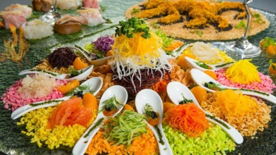 Ruyi World's Most Expensive Yee Sang ingredients. pic2 copy