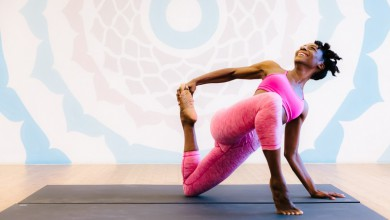 Fitspiration: Ayana Joseph, trainer at Pure Yoga