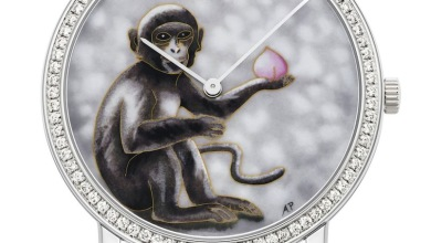 piaget monkey Altiplano Singe copy