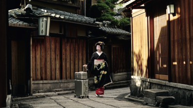 Rimowa geisha