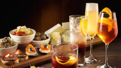 The Aperitivo Tradition, Chihuly Lounge_feature