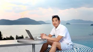 "A moment with ... luxury Thai hotelier Vorasit ""Wan"" Issara"