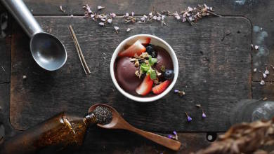 Afterglow Acai bowl feature image
