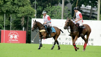 Local talent: Hong Kong wins the Singapore Polo Open 2016