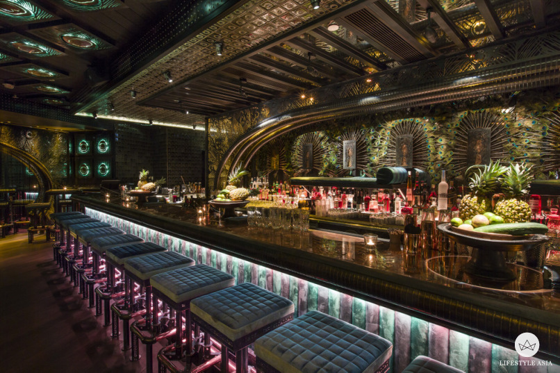 Ophelia: Ashley Sutton's first bar in Hong Kong