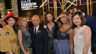 L'Oreal Hair Fashion Night-feat pic