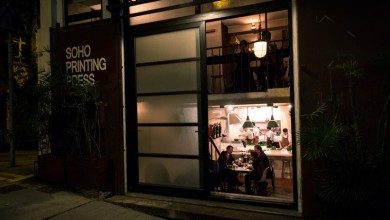 One Star House Party: Hong Kong's hottest dinner party