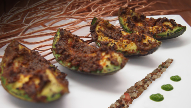 Yantra by Hemant Oberoi Tandoori Avocado featured image