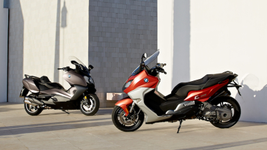 The new BMW C 650 GT and the new BMW C 650 Sport-feat pic