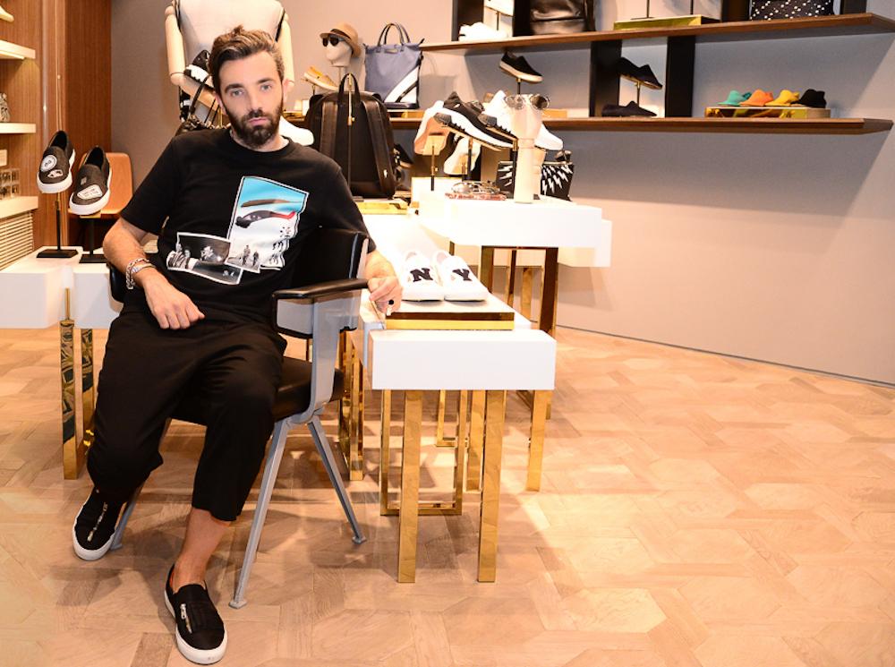 3b1ab776b6db Vittorio Cordella Interview-ASH 6922 Vittorio Cordella at Joshua Sanders   ...