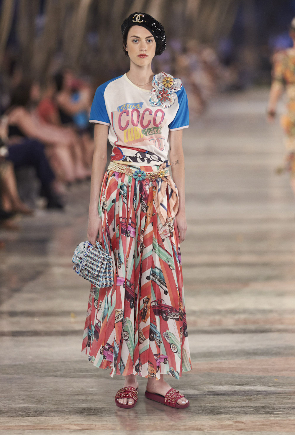 Chanel Heads To Cuba With Their Cruise 2016 17 Collection Lifestyleasia Singapore