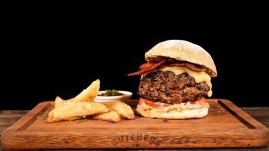 The Butchers Club Cheeseburger