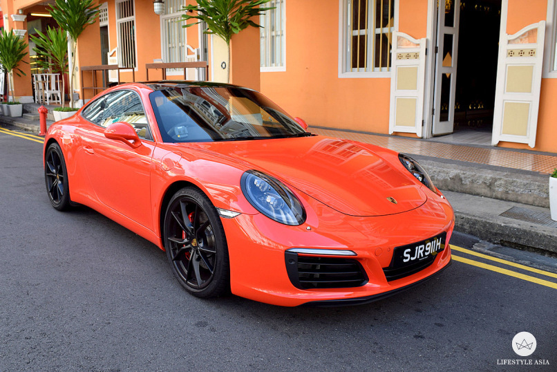 a weekend with the porsche 911 carrera s lifestyleasia singapore. Black Bedroom Furniture Sets. Home Design Ideas
