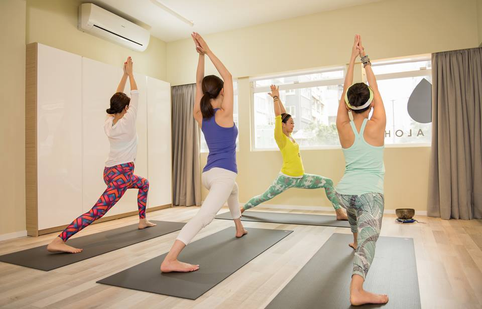 a yoga hk