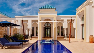 Banyan Tree opens Morocco's first all-pool villa resort