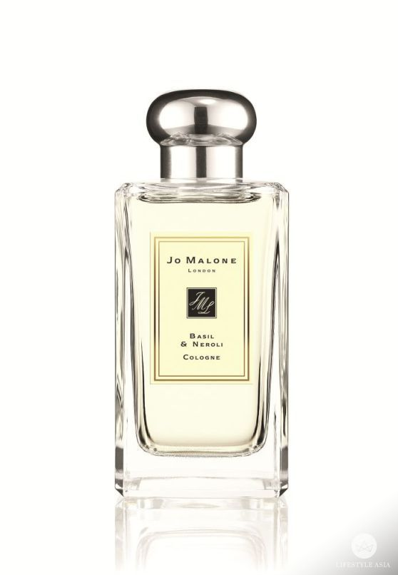 The Basil & Neroli fragrance is a fun, light and fresh unisex fragrance.