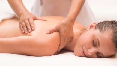 Damai ESPA Body Massage