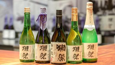 Dassai Range of Sake copy FEATURED IMAGE